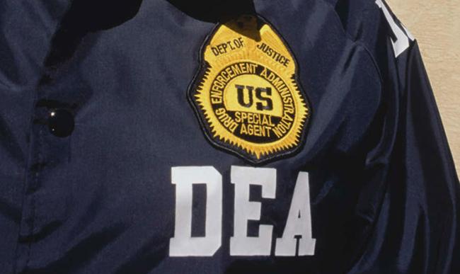 DEA drug agent