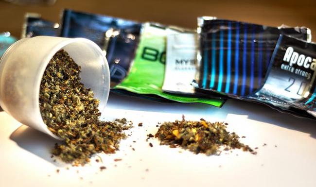 k2 spice and synthetic marijuana
