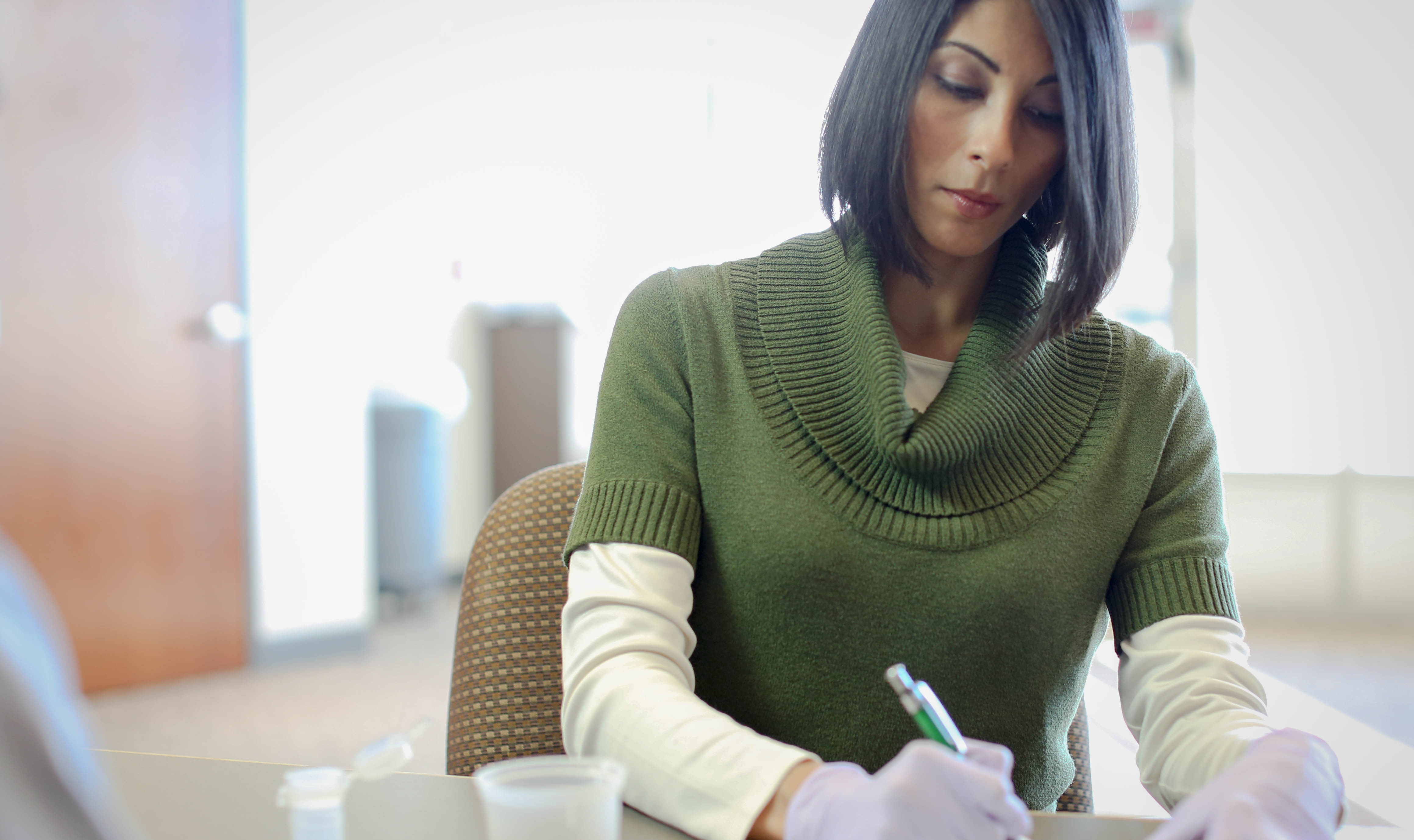 new to drug testing pre employment screening quest diagnostics image of screening