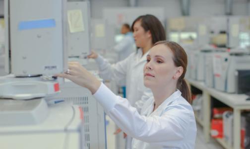 Continuous lab improvements | Quest Diagnostics