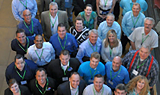 Image of forum attendees.