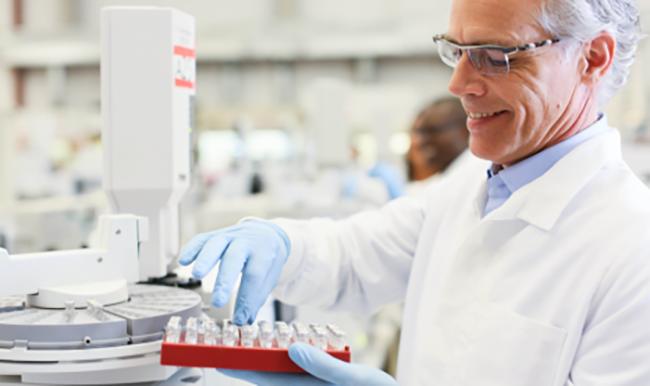 Quest drug testing lab