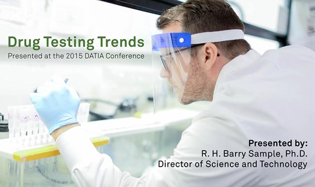 Drug Testing Trends video