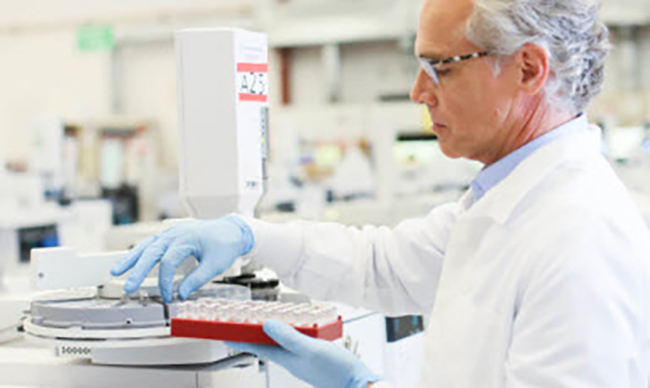 SVT-lab-testing