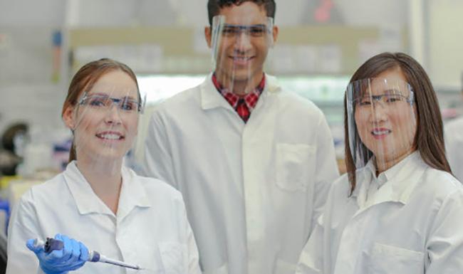 lab professionals