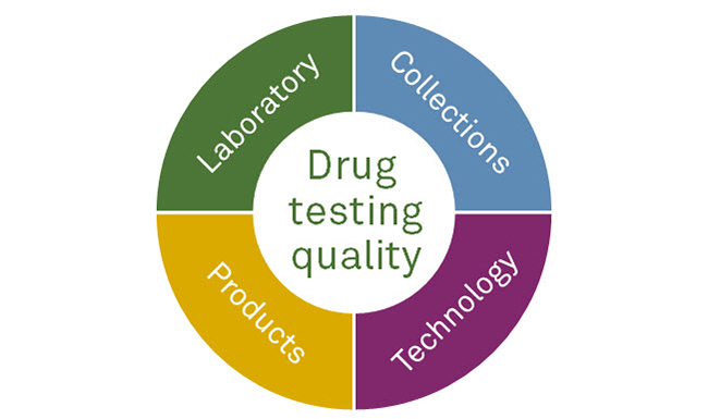 a research on drug testing in schools The effectiveness of mandatory- random student drug testing  researchers  also examined whether students in schools with drug testing , perhaps because.