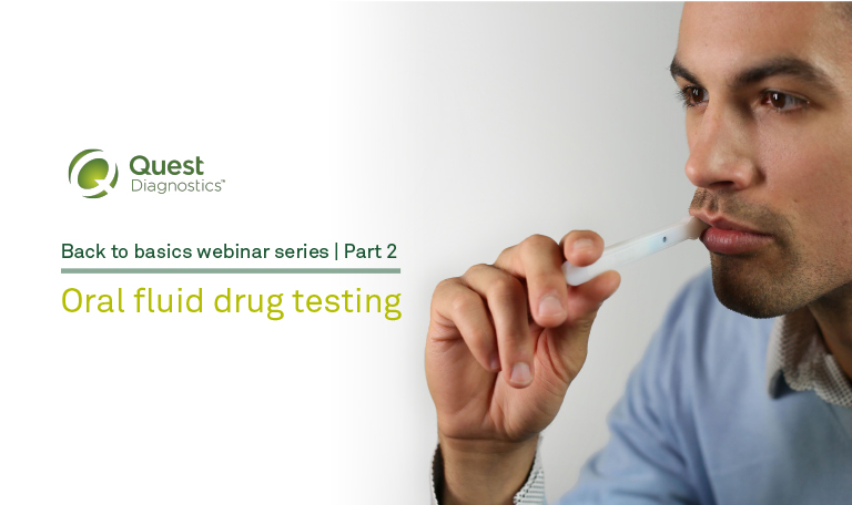 oral fluid drug test