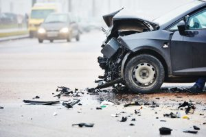 Drugged driving accident