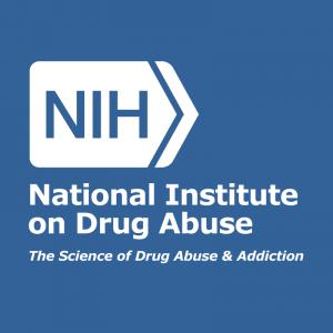 blue NIDA logo