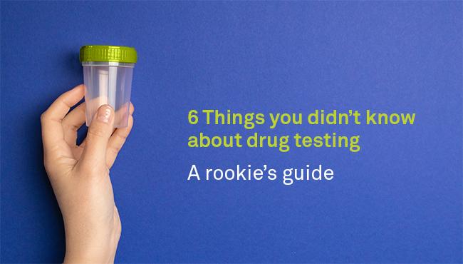 Excuses for positive drug tests | Quest Diagnostics