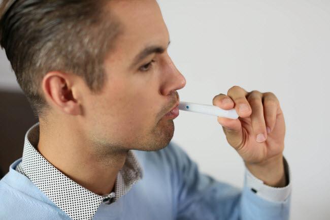 saliva oral fluid drug test