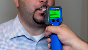 electronic breath alcohol testing eBAT