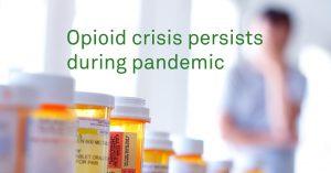Opioid pill bottles