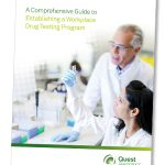 Quest drug testing guide