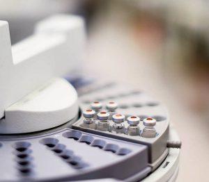 Life of a drug test specimen at Quest Diagnostics