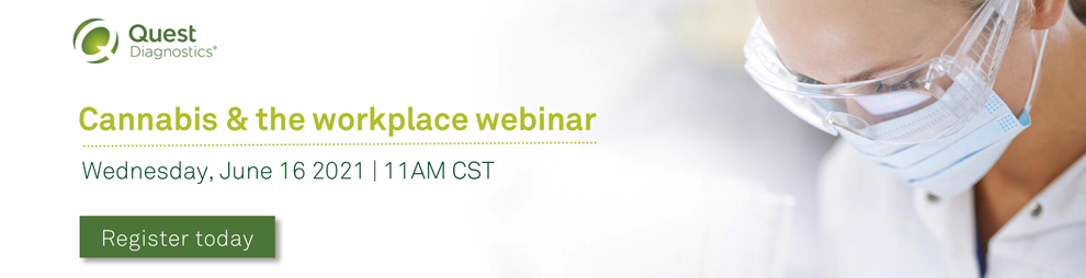 cannabis and the workplace webinar banner
